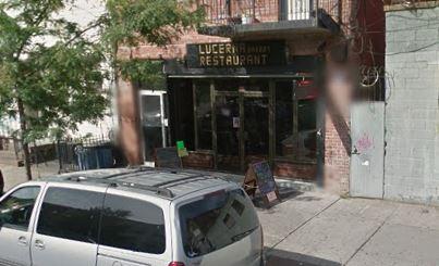 Google streetview of Las Lunitas Restaurant.